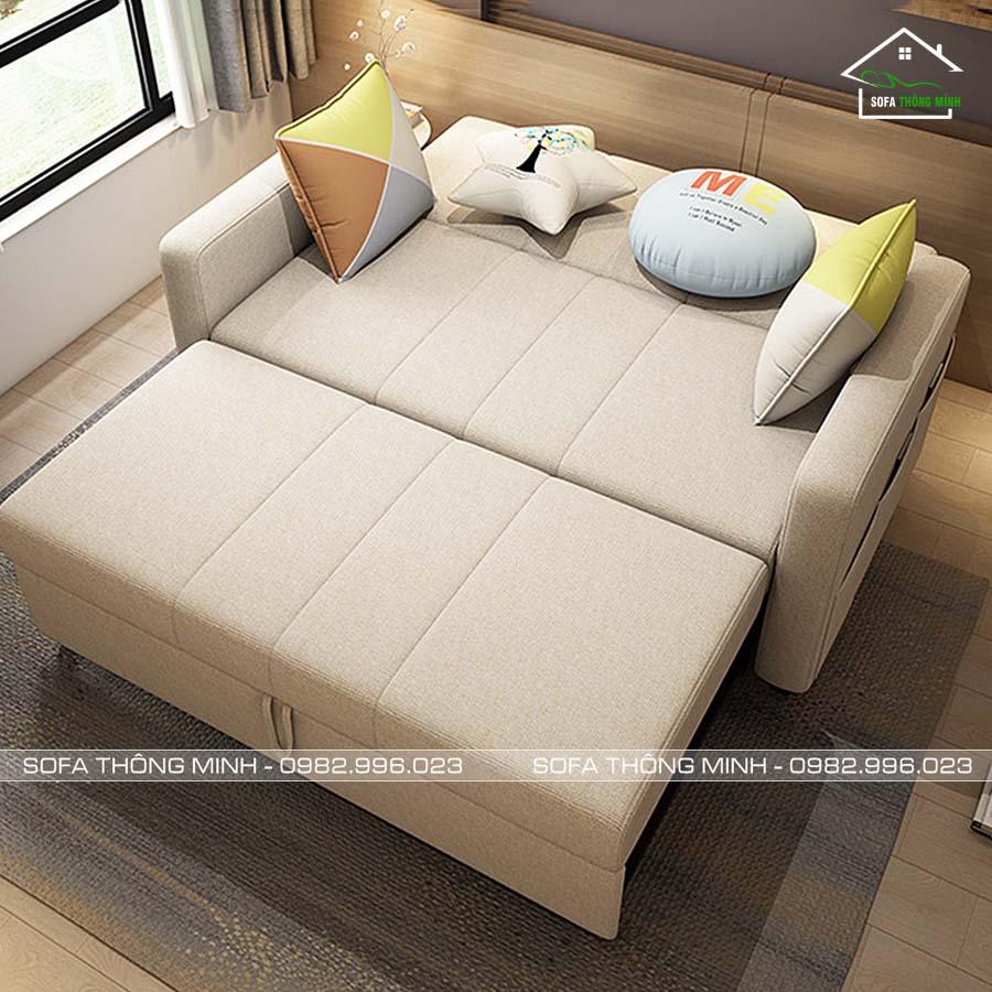 Ghế sofa đa năng kéo ra thành giường đa năng TGK 09