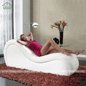 ghế tình yêu màu trắng mã TY-03