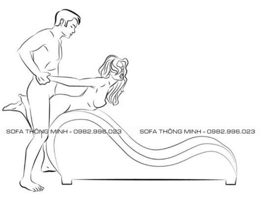 cách sử dụng ghế tantra tư thế nhãy ếch