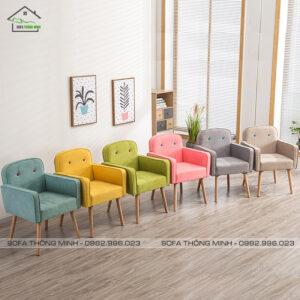 Ghế sofa đơn giá rẻ TĐ 16