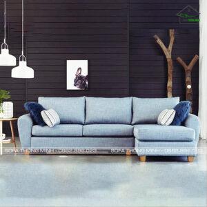 Ghế sofa góc phòng khách đẹp mã TM-G11