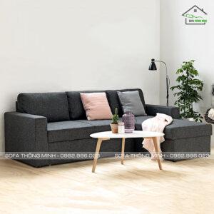 sofa chữ L giá rẻ TM-G09