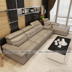 sofa da phòng khách tmd 02