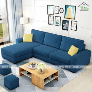 Sofa L + 2 đôn tm-g15