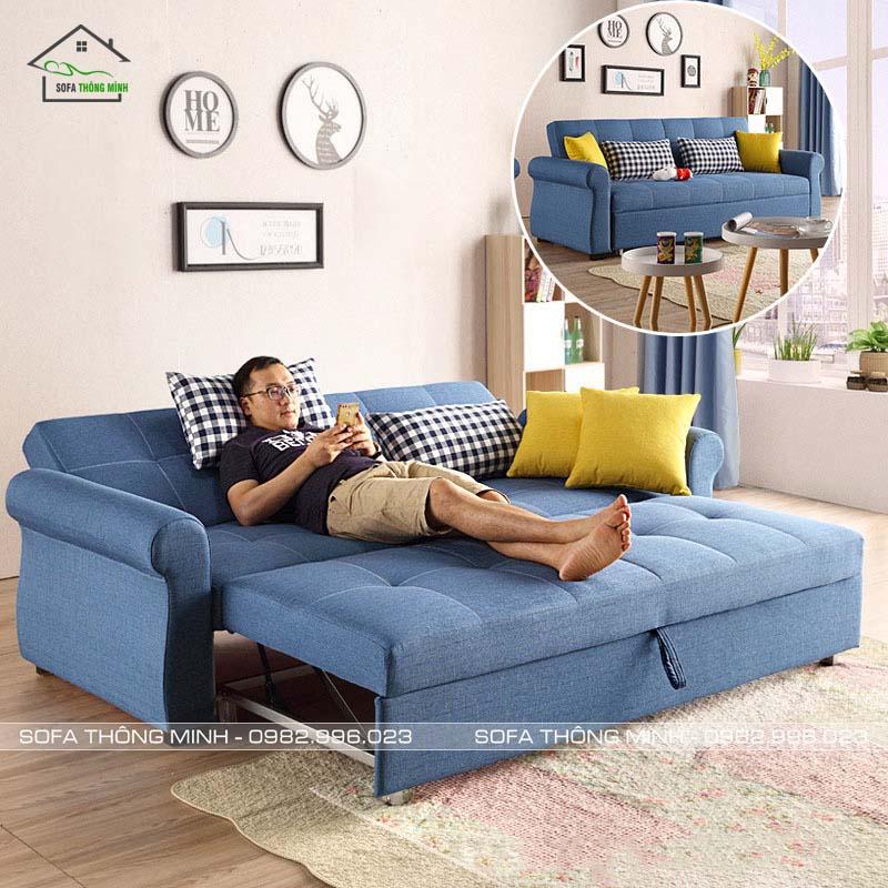 Sofa phòng khách thông minh