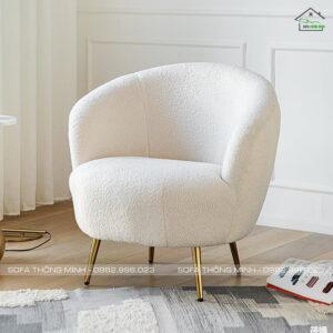 Ghế sofa đơn kẹo ngọt SD-022
