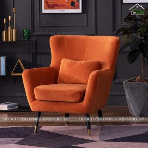 Ghế sofa đơn kiểu dáng sang trọng SD-104
