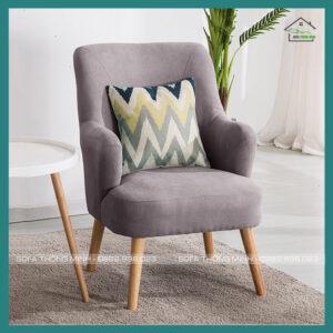 Ghế sofa đơn nhỏ gọn, hiện đại SD-014