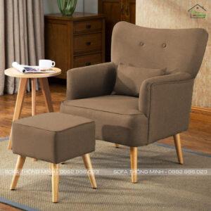 Ghế sofa đơn nhỏ xinh SD-011