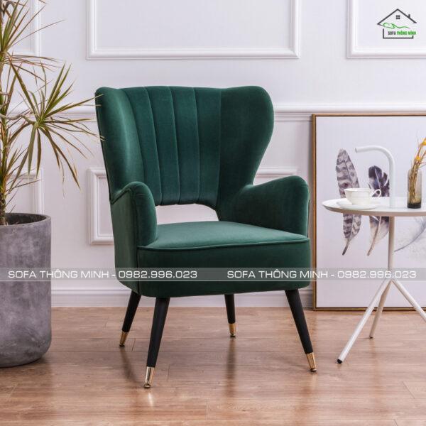 Sofa đơn thiết kế cách điệu lạ mắt SD-221