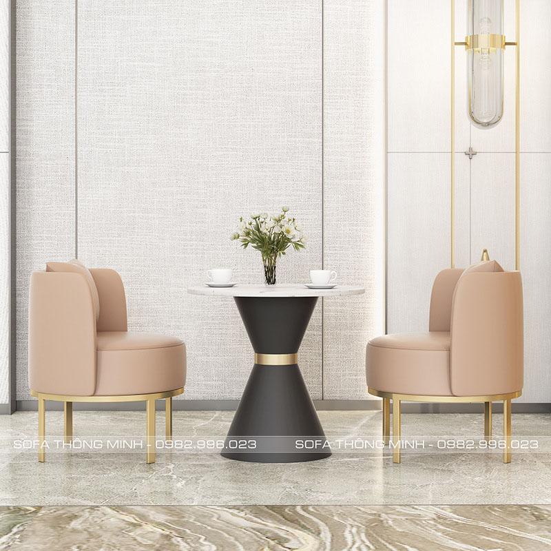 Sofa Đơn Cafe Mã TM-CF01