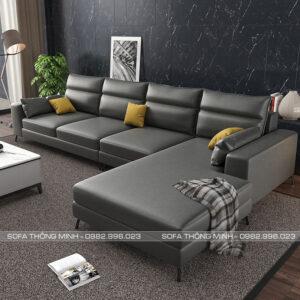 Sofa Phòng Khách Chữ L TPK-07
