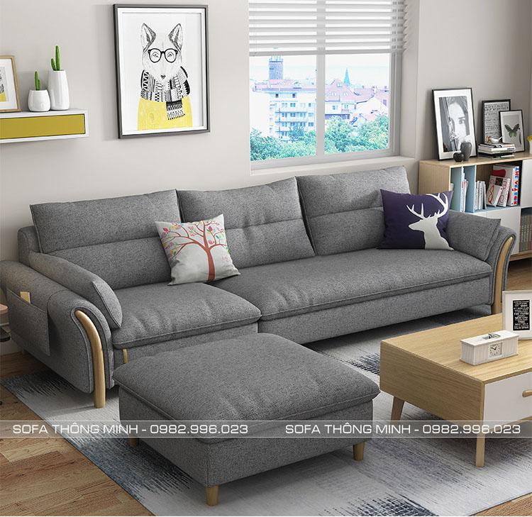Sofa Phòng Khách Thông Minh TPK-10