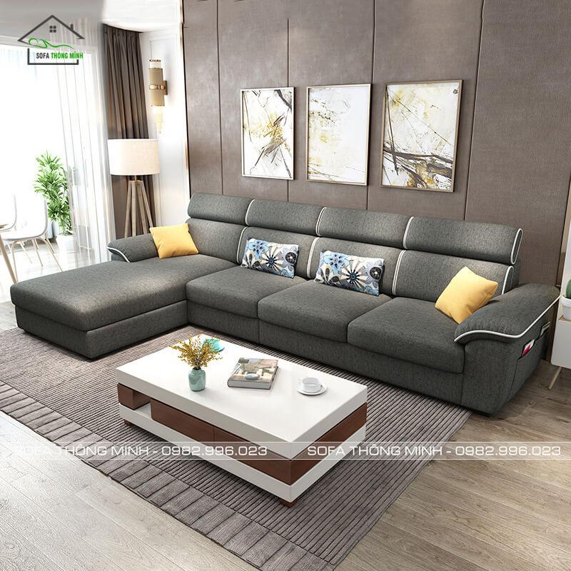sofa phòng khách trên 10 triệu