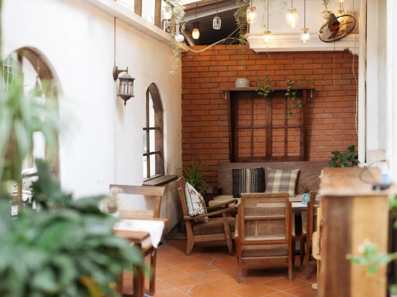 quán cafe tình nhân tại hà Nội